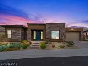 Property for sale at 6849 Mojave Sage Court, Las Vegas,  Nevada 89148