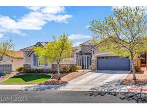 Property for sale at 11741 Stonewall Springs, Las Vegas,  Nevada 89138