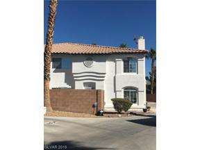 Property for sale at 804 Angel Star Lane, Las Vegas,  Nevada 89145