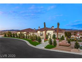 Property for sale at 20 Shadow Canyon Court, Las Vegas,  Nevada 89141