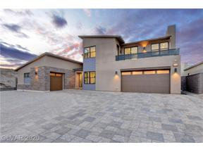 Property for sale at 2200 Skyline Heights Lane, Henderson,  Nevada 89052