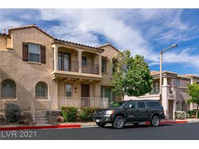 Property for sale at 1052 Creeping Zinnia Court, Las Vegas,  Nevada 89138