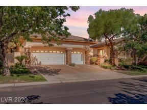 Property for sale at 809 Ville Franche Street, Las Vegas,  Nevada 89145
