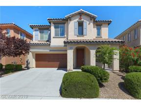 Property for sale at 11820 Luna Del Mar Lane, Las Vegas,  Nevada 89138
