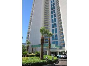 Property for sale at 222 Karen Avenue Unit: 3005, Las Vegas,  Nevada 89109