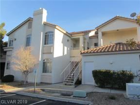 Property for sale at 75 Valle Verde Drive Unit: 1521, Henderson,  Nevada 89074