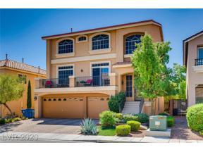 Property for sale at 5449 Tulip Hill Avenue, Las Vegas,  Nevada 89141