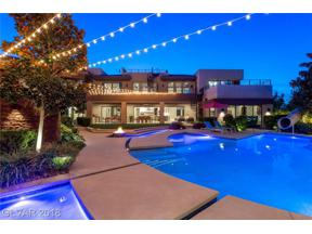 Property for sale at 1328 Villa Barolo Avenue, Las Vegas,  Nevada 89052