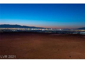 Property for sale at 611 Cityview Ridge Drive, Henderson,  Nevada 89012