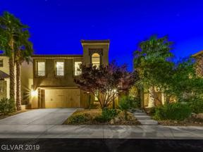 Property for sale at 1039 Via Sanguinella Street, Henderson,  Nevada 89011