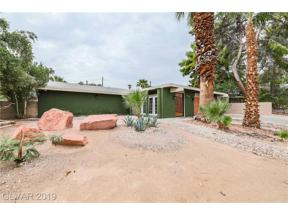 Property for sale at 2115 Mohigan Way, Las Vegas,  Nevada 89169