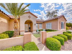 Property for sale at 1618 Sebring Hills Drive, Henderson,  Nevada 89052