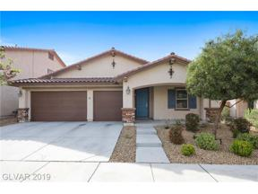 Property for sale at 1085 Via Della Costrella, Henderson,  Nevada 89011