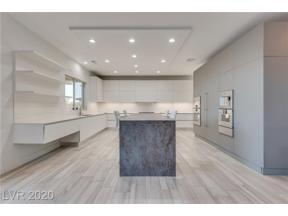Property for sale at 210 Tarragona Breeze Avenue, Las Vegas,  Nevada 89138