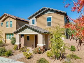 Property for sale at 3160 Del Dotto Walk, Henderson,  Nevada 89044