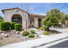 Property for sale at 12245 Bluebird Canyon Place, Las Vegas,  Nevada 89138