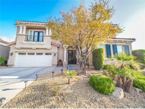 Property for sale at 2833 Bellini Drive, Henderson,  Nevada 89052