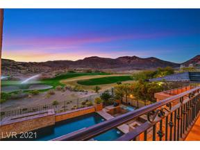 Property for sale at 11705 Glowing Sunset Lane, Las Vegas,  Nevada 89135