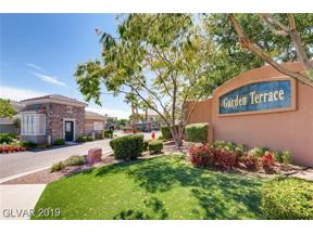 Property for sale at 10809 Garden Mist Drive Unit: 2092, Las Vegas,  Nevada 89103
