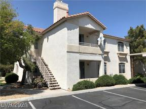 Property for sale at 75 VALLE VERDE Drive 2121, Henderson,  Nevada 89074