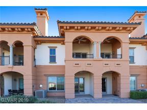 Property for sale at 16 Via Visione Unit: 103, Henderson,  Nevada 89011