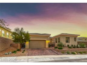 Property for sale at 11 Costa Tropical Drive, Henderson,  Nevada 89011