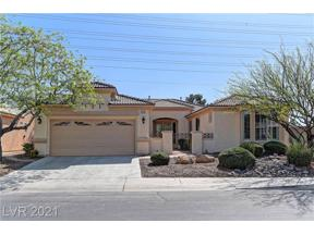 Property for sale at 4250 Cascada Piazza Lane, Las Vegas,  Nevada 89135