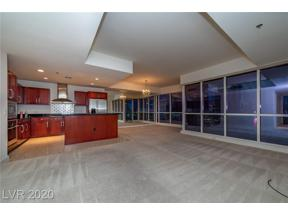 Property for sale at 4575 DEAN MARTIN Drive 1209, Las Vegas,  Nevada 89103