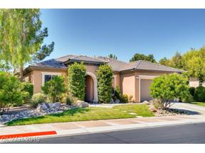 Property for sale at 17 Contra Costa Place, Henderson,  Nevada 89052
