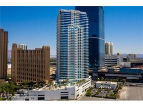 Property for sale at 2700 Las Vegas Boulevard 2411, Las Vegas,  Nevada 89109