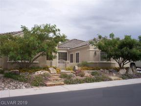 Property for sale at 2754 Cherrydale Falls Drive, Henderson,  Nevada 89052