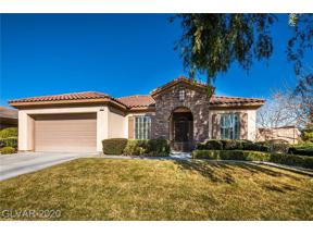 Property for sale at 32 Holston Hills Road, Henderson,  Nevada 89052