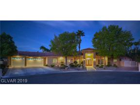 Property for sale at 4525 North Fort Apache Road, Las Vegas,  Nevada 89129