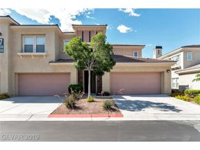 Property for sale at 10809 Garden Mist Drive Unit: 2037, Las Vegas,  Nevada 89135