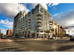 Property for sale at 353 Bonneville Avenue Unit: 577, Las Vegas,  Nevada 89101