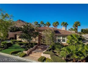 Property for sale at 11590 Evergreen Creek Lane, Las Vegas,  Nevada 89135