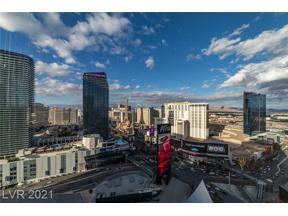 Property for sale at 3722 Las Vegas Boulevard 2805, Las Vegas,  Nevada 89158