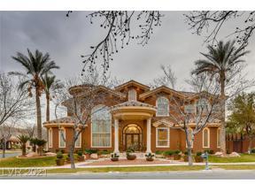 Property for sale at 1432 Iron Hills Lane, Las Vegas,  Nevada 89134