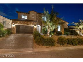 Property for sale at 29 Costa Tropical Drive, Henderson,  Nevada 89011