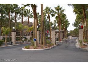 Property for sale at 5250 Rainbow Boulevard Unit: 1169, Las Vegas,  Nevada 89118