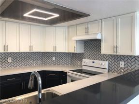Property for sale at 6250 Flamingo Road Unit: 132, Las Vegas,  Nevada 89103