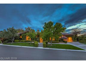 Property for sale at 17 Isleworth Drive, Henderson,  Nevada 89052
