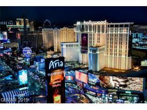Property for sale at 3722 Las Vegas Boulevard Unit: 3003, Las Vegas,  Nevada 89158