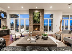 Property for sale at 70 HAWK RIDGE Drive, Las Vegas,  Nevada 89135
