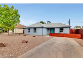 Property for sale at 1325 Norman Avenue, Las Vegas,  Nevada 89104