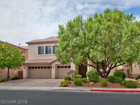 Property for sale at 7033 Puetollano Drive, North Las Vegas,  Nevada 89084