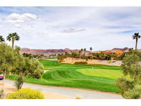 Property for sale at 977 Via Panfilo Avenue, Henderson,  Nevada 89011