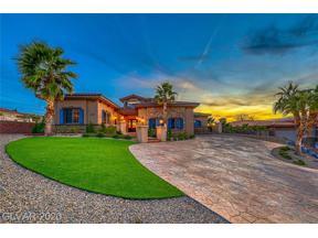 Property for sale at 1 Via Ravenna Court, Henderson,  Nevada 89011