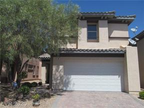 Property for sale at 42 AUGUSTA COURSE Avenue, Las Vegas,  Nevada 89148