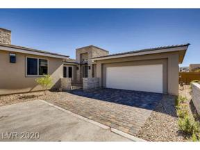 Property for sale at 4268 Solace Street, Las Vegas,  Nevada 89135